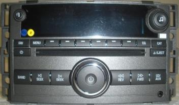 HHR 2006+ CD MP3 XM ready radio