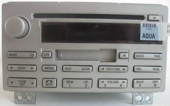 navigator 2003 2006 cd cassette mp3 radio new. Black Bedroom Furniture Sets. Home Design Ideas