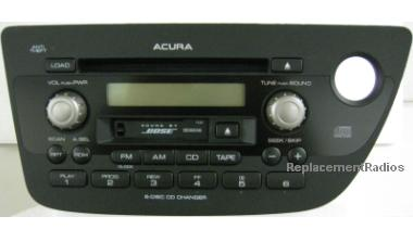 RSX 2005+ CD6 cassette BOSE radio 39100-S6M-A600 *NEW*