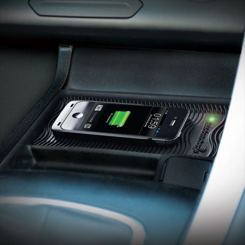 FreedomCharge 13+ Fusion Qi wireless phone vehicle charging kit