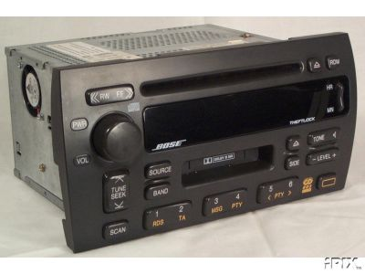 Catera 2000-2001 Bose AM/FM/CD/CASS