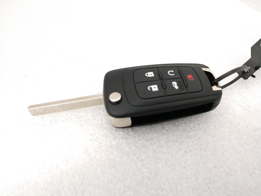 Fits Buick 13584825 OEM 5 Button Key Fob