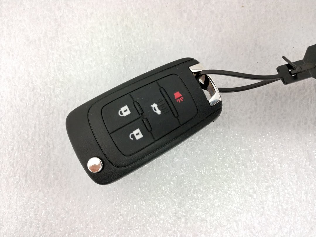 Gm Keyless Entry Door Lock 4 Button Oem Remote Key Fob New