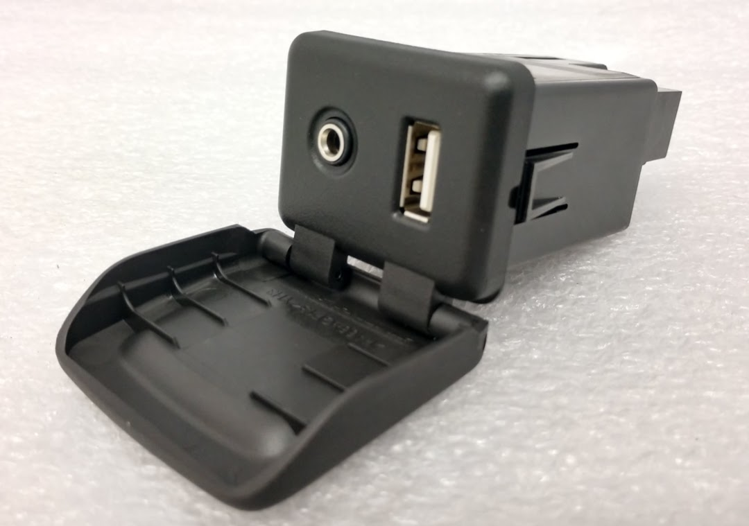 Chevy Express Van >> Cruze 2017+ USB and Aux outlet console module black NEW