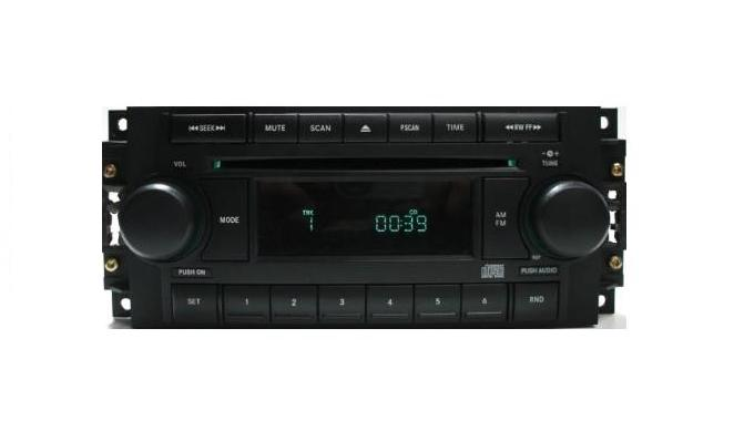 Chrysler 2004-2008 CD radio (REF) *REMAN*