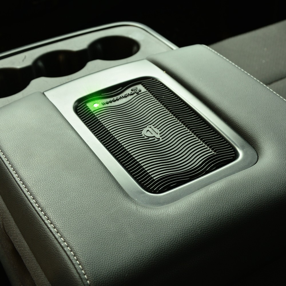 BrandMotion FDMC-1262 FreedomCharge 2014+ Silverado Qi wireless phone charging k