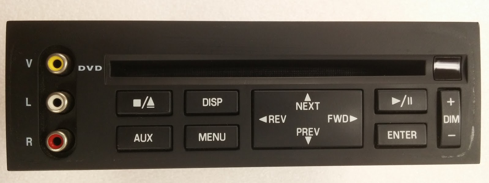 ford 2003 dvd player for rse system reman