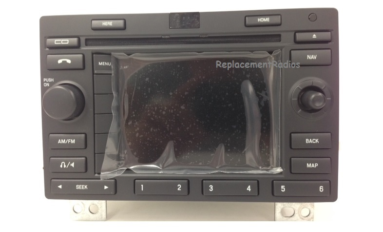 Ford Expedition L T Navigation Radio