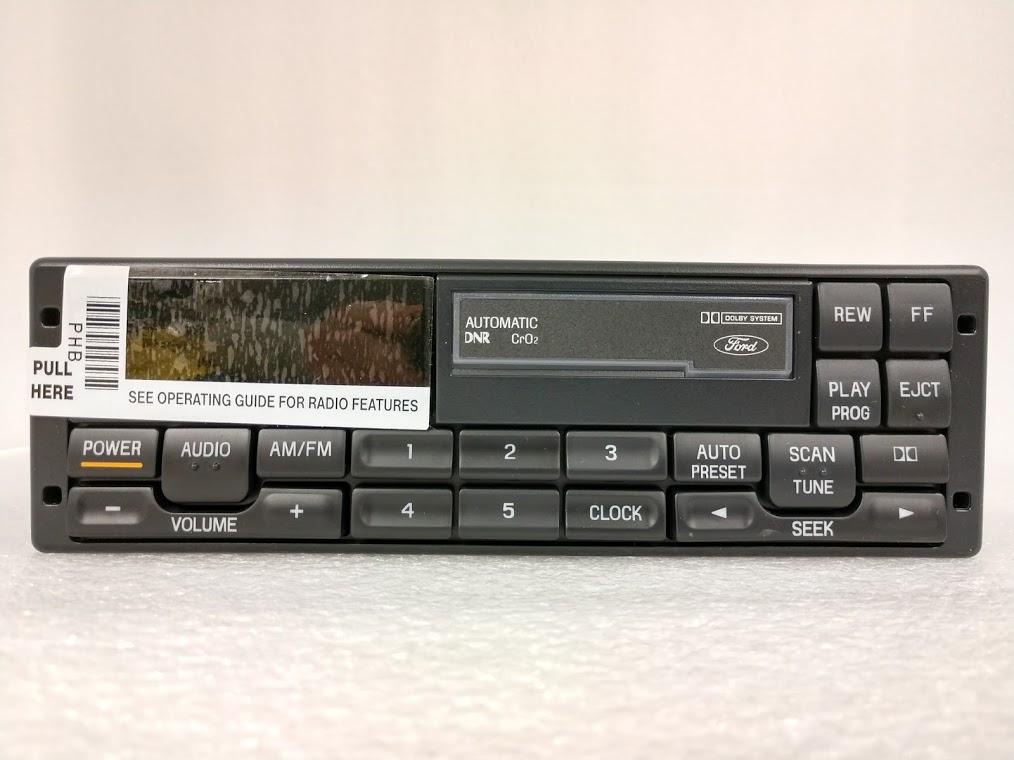 Ford Explorer Ranger 1993 1994 Cassette Radio Premium