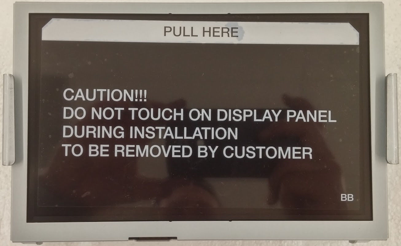 F150 2013 8 Touch Screen Lcd Radio Display Panel New Toyota Sequoia Rse 2002 Aftermarket Harness Jbl Click To Enlarge
