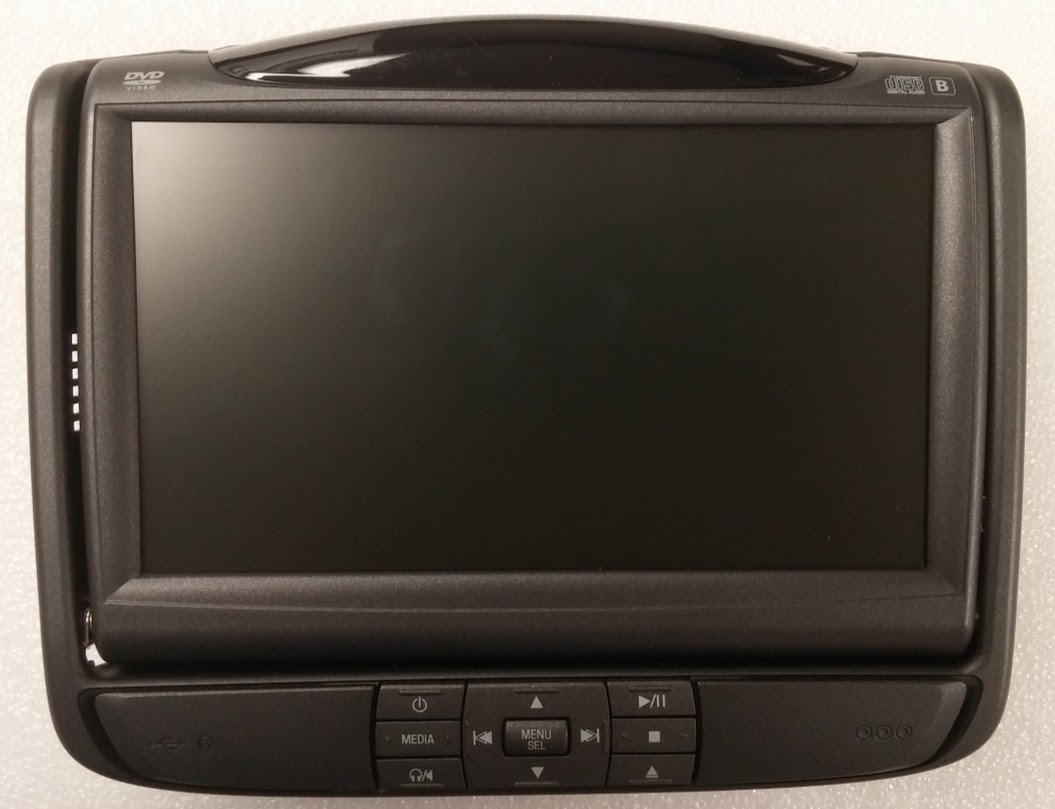 Invision Headrest Dvd Player Lexus Car Wiring Diagram Ford Flex 2010 Lcd Screen Monitor With
