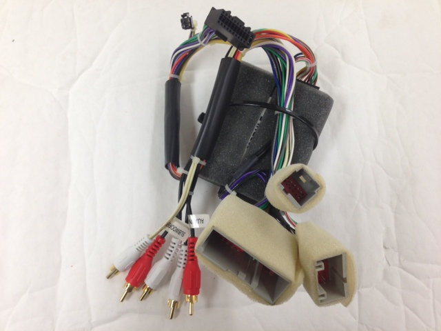 Ford Wiring Adapter For Kenwood Navigation Radio Audiophile