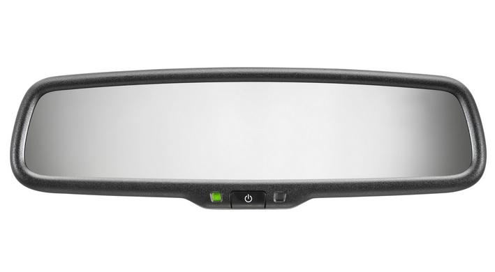 Rear View Mirror With Auto Dim