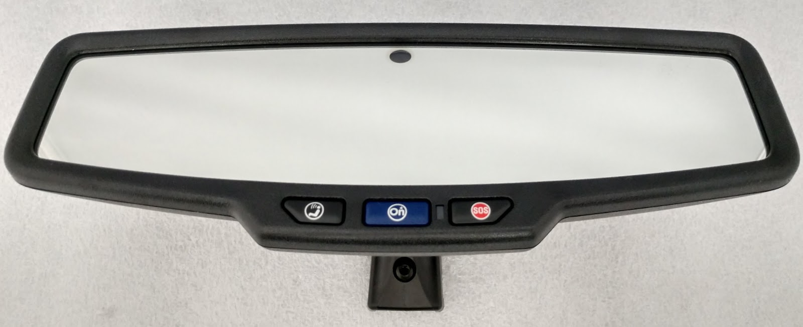 Rear View Mirror With Onstar And Auto