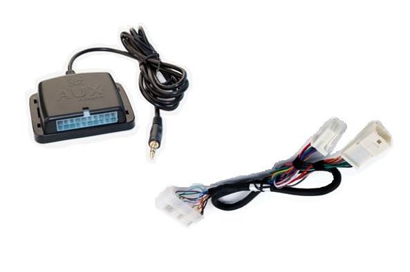 2003+ Toyota Lexus radio Auxiliary Audio Input Adapter (3 5mm)