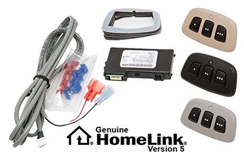 Homelink Universal Vehicle Garage Door Opener All Colors