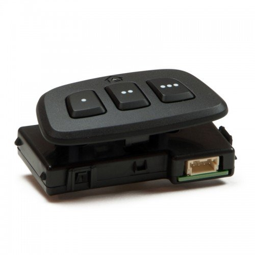 Homelink Universal Vehicle Garage Door Opener Black