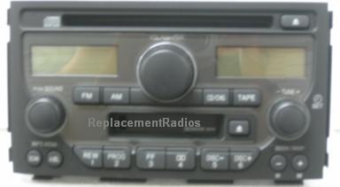 Pilot 2003 2005 Cd Cette Radio Y120 1sv0 Blem 39100 S9v Y12 Nb