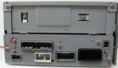 2003 2005 Honda Pilot Am Fm Radio Cd Cassette Player 39100 S9v A110
