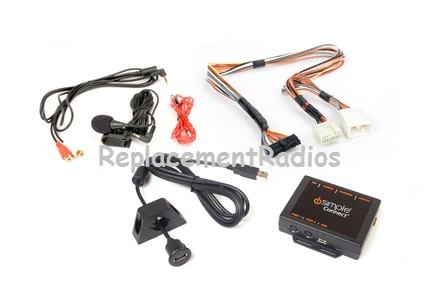 2003+ Honda Acura radio iPod Interface +USB/Bluetooth/Aux