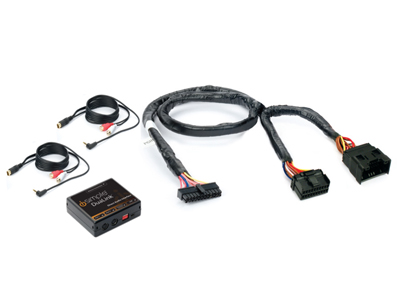 2008+ Subaru radio Dual Auxiliary Audio Input PXAUX PGHSB1