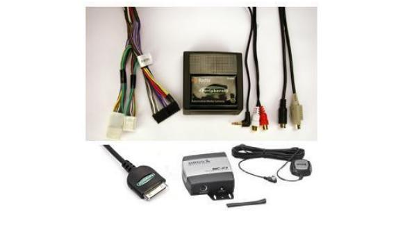 Toyota/Lexus/Scion 2004+ Sirius Satellite radio kit +Aux/iPod
