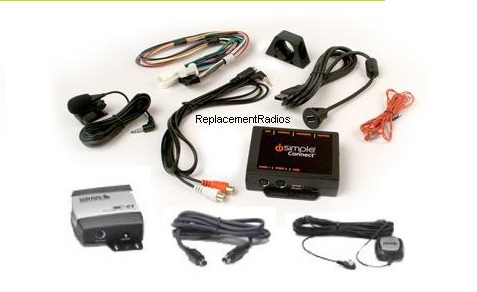 Toyota/Lexus 2004+ Sirius satellite radio iPod/USB/Bluetooth kit