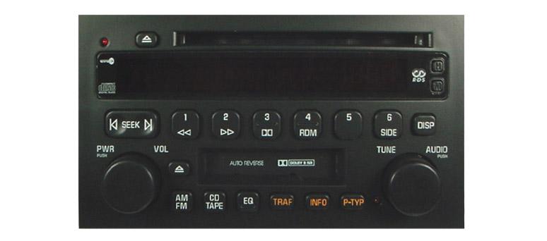 CD drive repair (Many 2000+ GM Car-Minivan-etc radios)