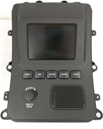 Navigator Blackwood 2002 Philips Navigation GPS Nav Screen NEW
