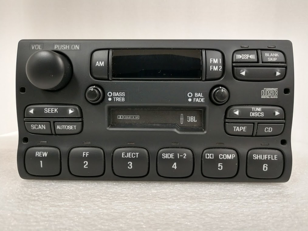 Lincoln Town Car F Vf C Ad Radio on 1995 Dodge Intrepid