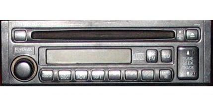 Mazda 1998-2000 CD radio (Single DIN) *NEW*