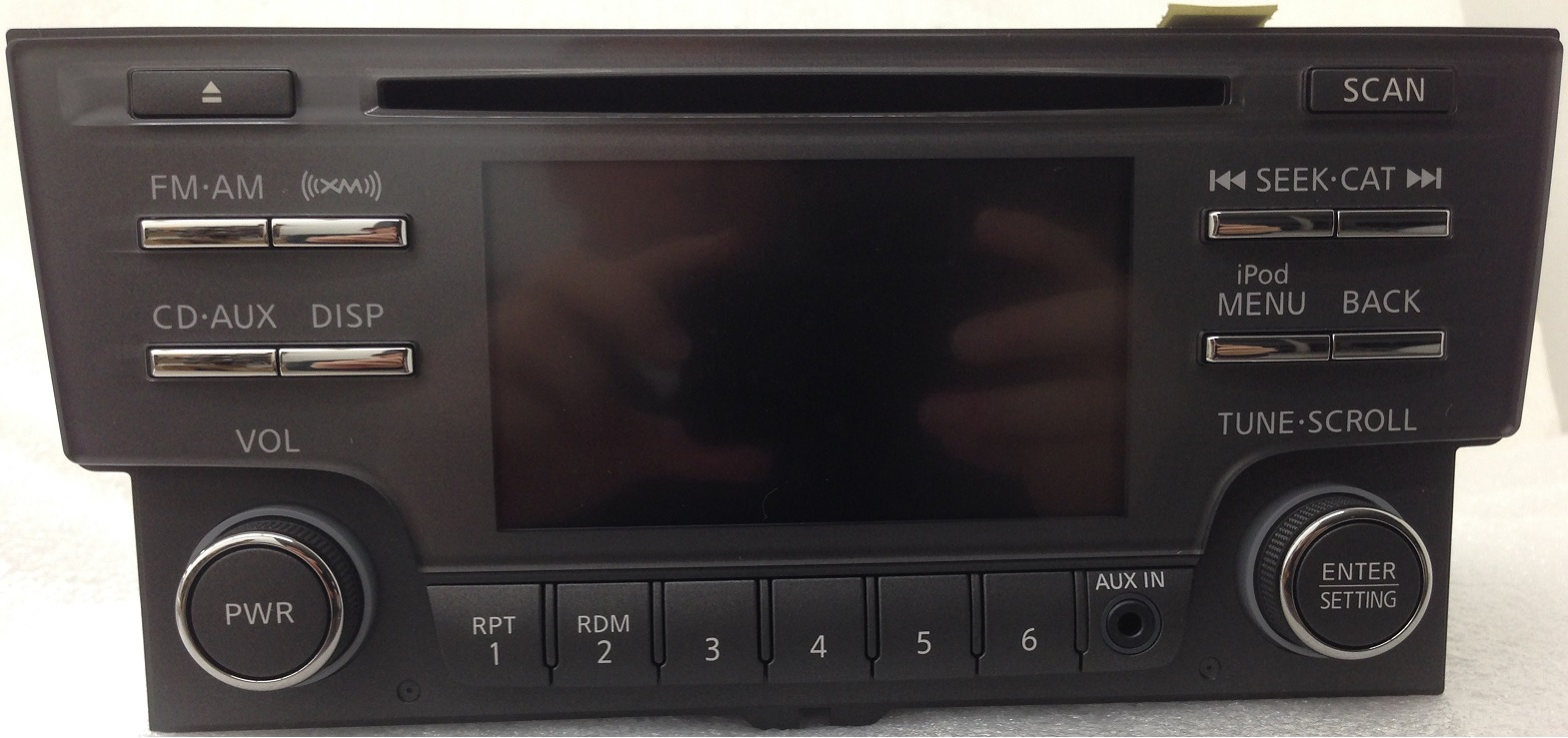 Sentra 2013 2014 Cd Xm Ipod Ready Radio New