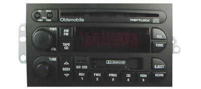 Oldsmobile Radio Button Knob 1994 Style