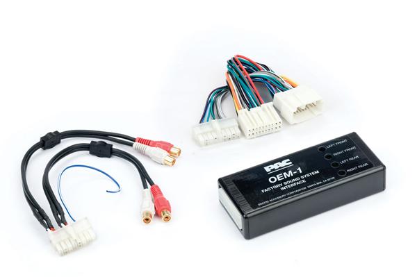 honda acura add an amplifier kit 1998 radio 606523107204
