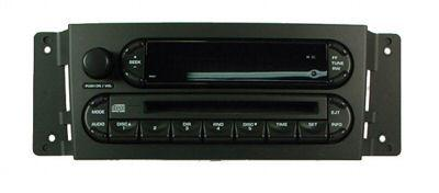 Pacifica 2004-2007 CD radio RAH