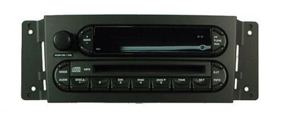 Pacifica 2004-2008 CD MP3 radio (RAH) *REMAN*