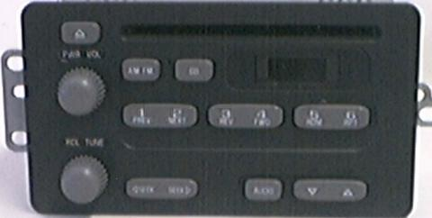 Pontiac U Ccd on 2004 Chrysler Pacifica