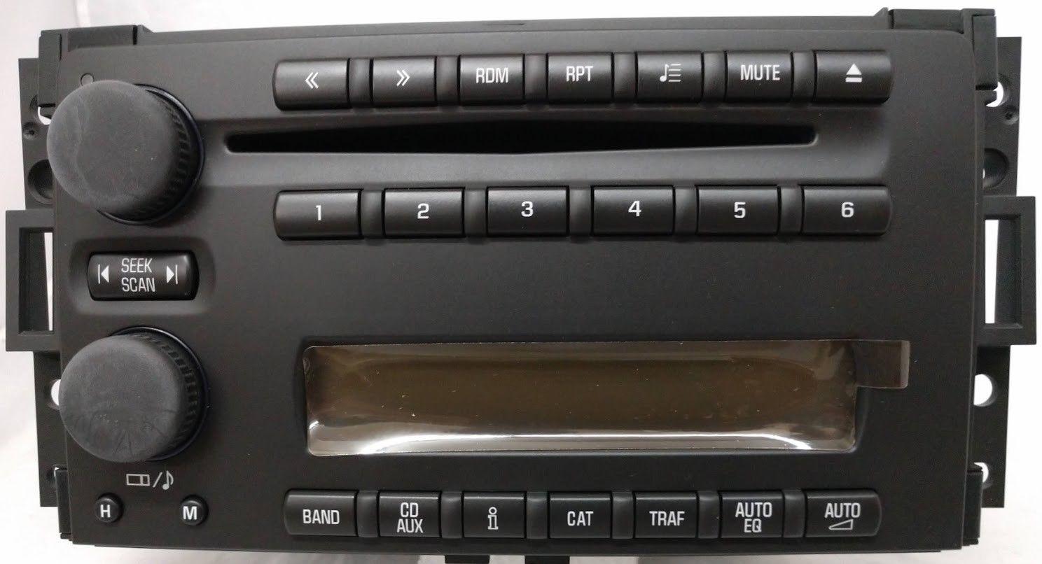 BMW Park Avenue >> Pontiac Montana SV6 2005-2007 CD XM ready radio NEW