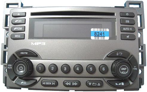 Torrent 2006 CD MP3 XM ready radio 15868179 NEW