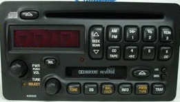 Pontiac Vibe Cd Cassette Radio on 2007 Buick Lesabre