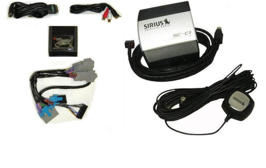 2003+ GM Sirius Satellite Radio iPod/Aux Input Kit: iSimple