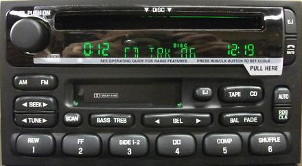 Quest Villager Cd Cassette Radio