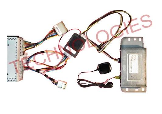 2008  ford sirius satellite radio kit  w   sync  dvd or nav
