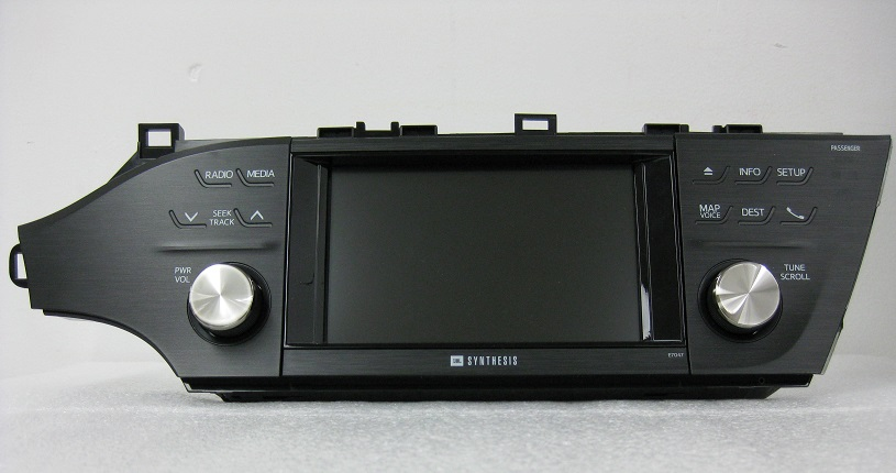 Toyota Avalon Navigation Radio E on 2001 Dodge Caravan