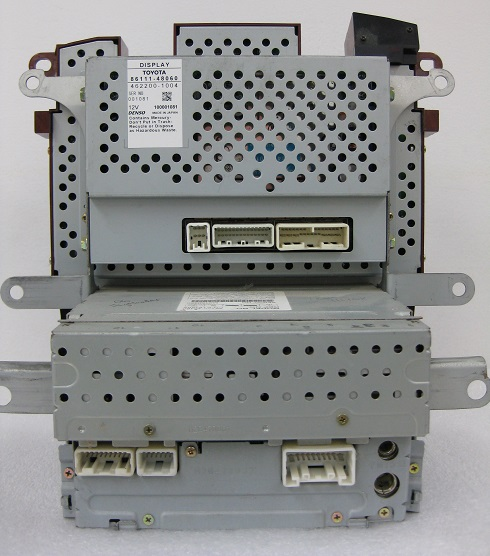 2006 Toyota Highlander Stereo Wiring Diagram from replacementradios.com