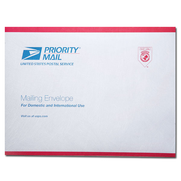 USPS Priority Mail Upgrade - Envelope (Continental US)