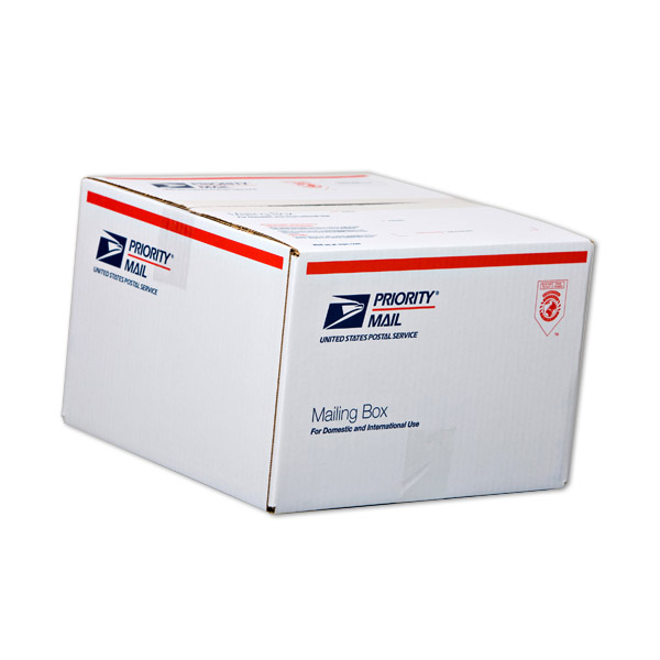 Usps priority mail upgrade package continental us
